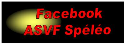 Page facebook de la section Speleo de l ASVF